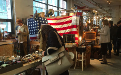 I Dragged my Husband to Brooklyn Flea