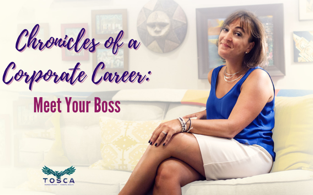 Chronicles of a Corporate Career: Meet Your Boss